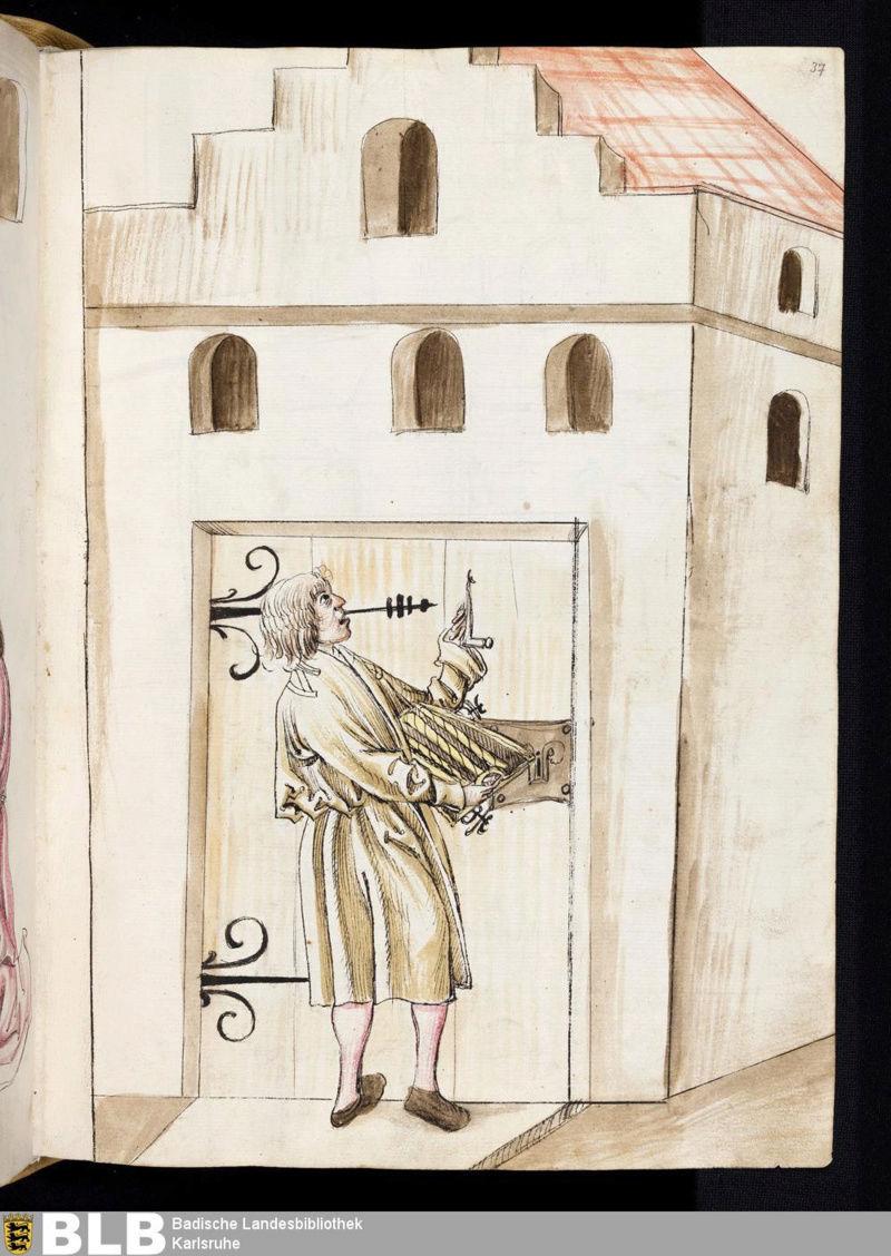 Chroniques Ulrich von Richental 1467 37r10