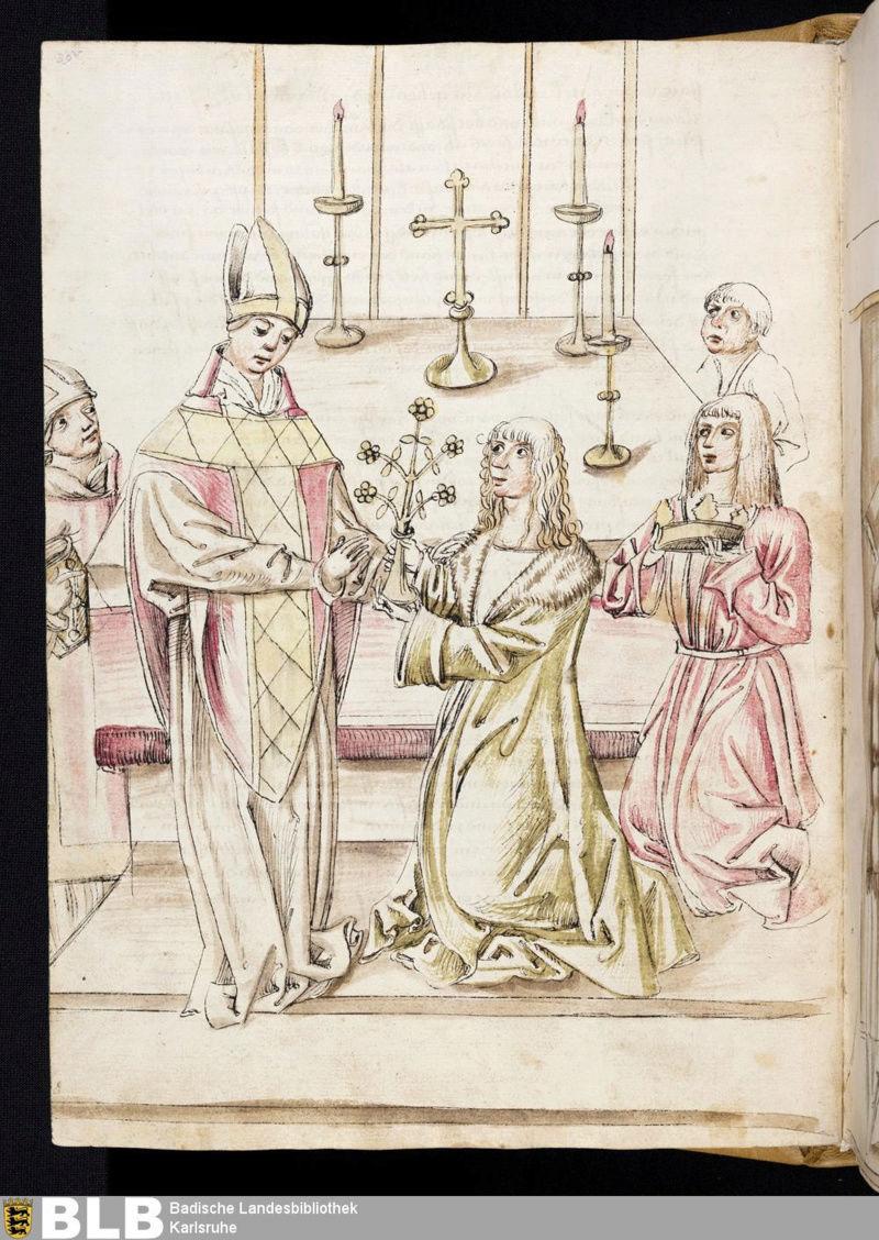 Chroniques Ulrich von Richental 1467 39v10