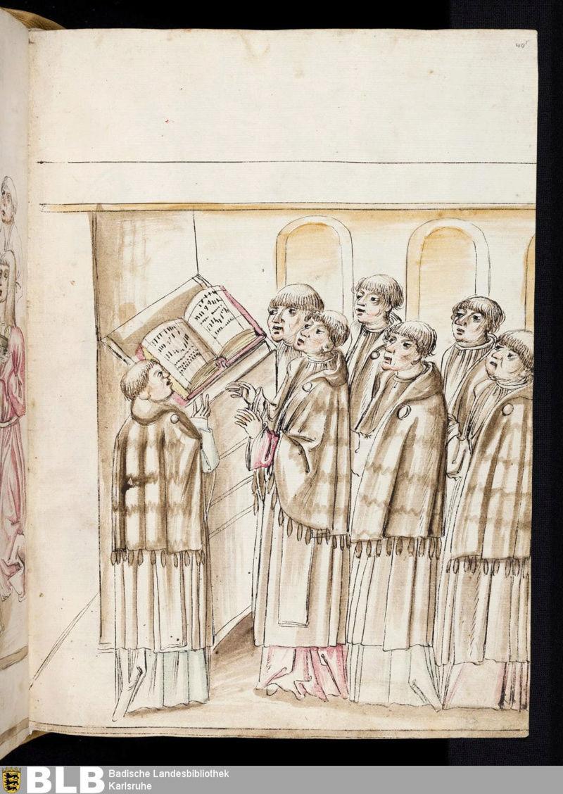 Chroniques Ulrich von Richental 1467 40r10