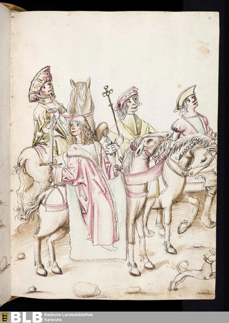 Chroniques Ulrich von Richental 1467 41r10