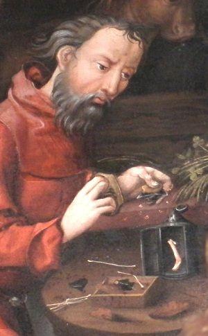 De l'usage de l'allumette au Moyen-Age Allume10