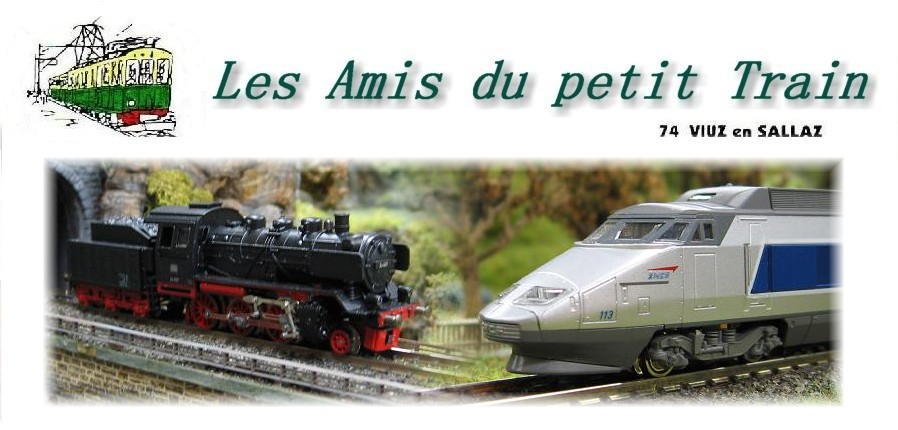 les amis du petit train