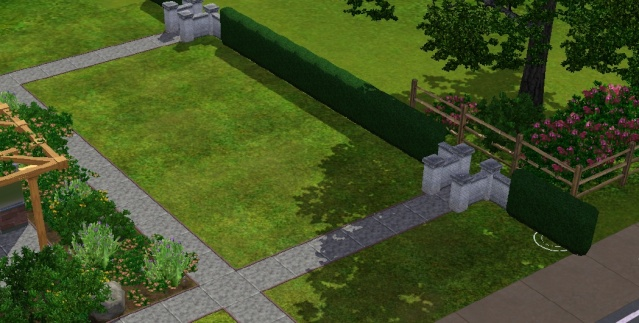 [Débutant] Les jardins partie 1 : Le starter et petits jardins Fermer10