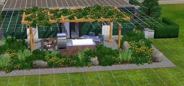 [Débutant] Les jardins partie 1 : Le starter et petits jardins Placer12
