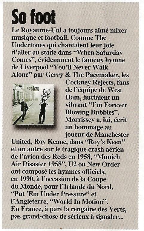 Groupes de musique et clubs de foot - Page 3 Numeri21