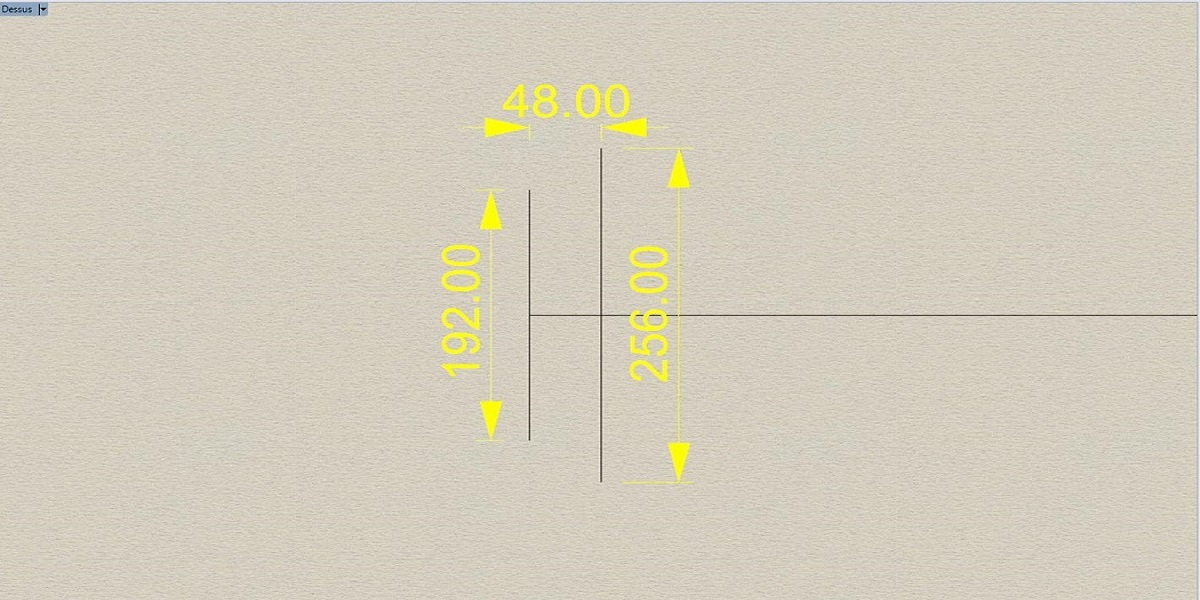Etude et tracé d'un canon de fer selon Jean Maritz - Période 1733 à 1766 Ad_bou11