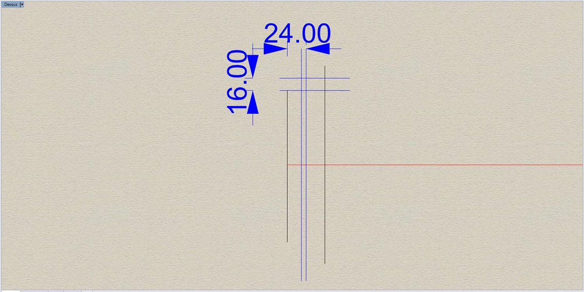 Etude et tracé d'un canon de fer selon Jean Maritz - Période 1733 à 1766 Ag_bou10