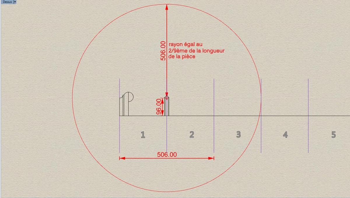 Etude et tracé d'un canon de fer selon Jean Maritz - Période 1733 à 1766 Av_col10