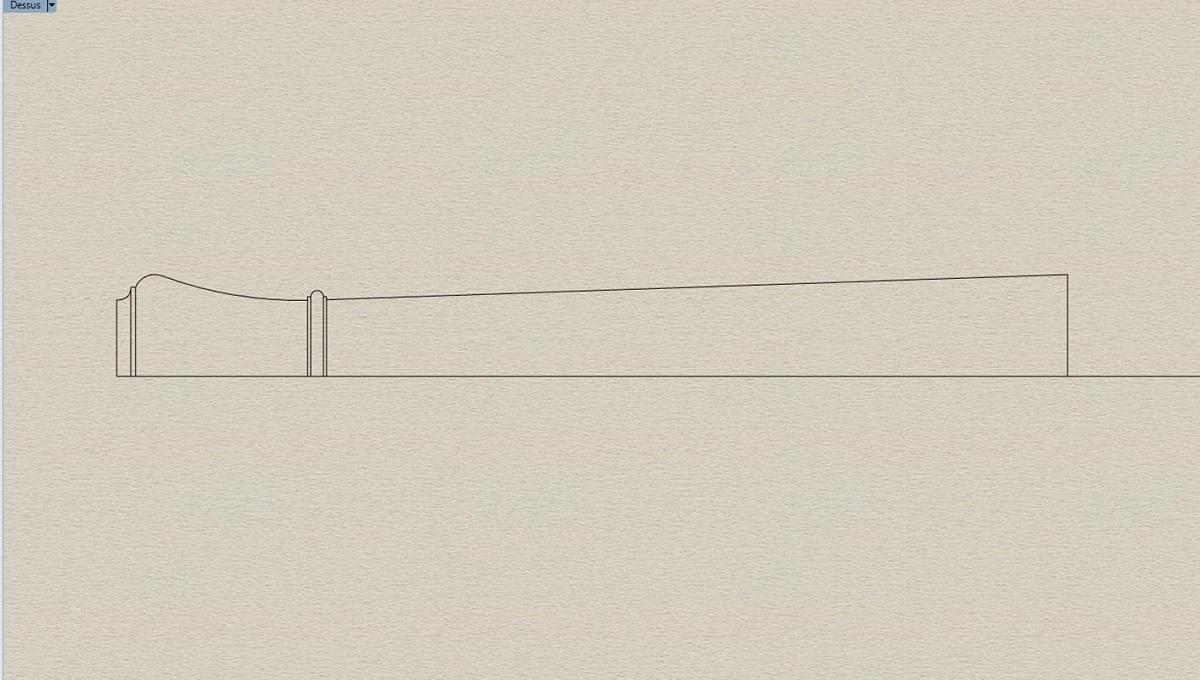 Etude et tracé d'un canon de fer selon Jean Maritz - Période 1733 à 1766 Bi_vol10