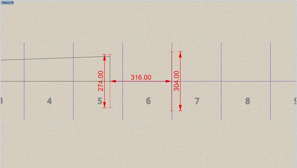 Etude et tracé d'un canon de fer selon Jean Maritz - Période 1733 à 1766 Bj_ren10