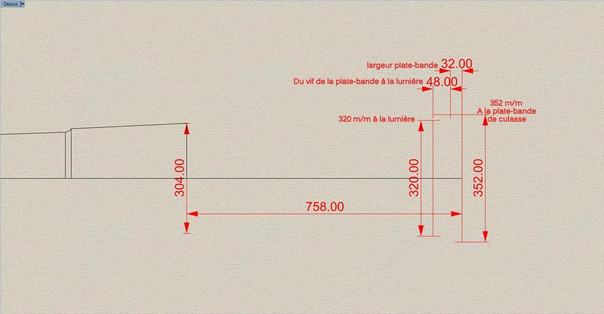 Etude et tracé d'un canon de fer selon Jean Maritz - Période 1733 à 1766 - Page 2 Bz_ren11