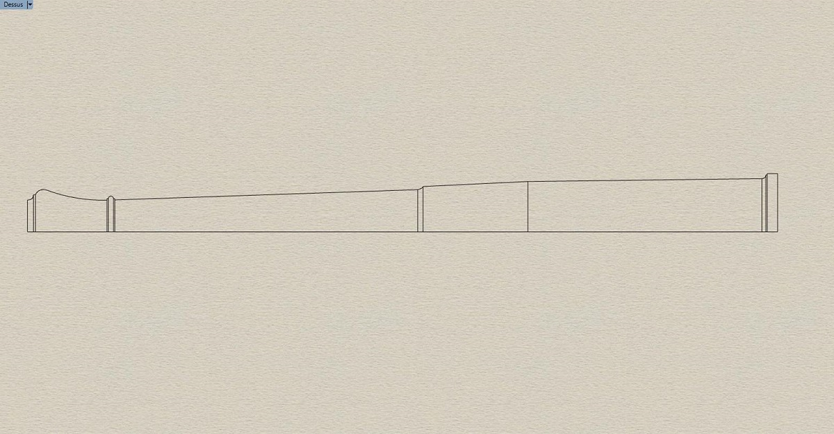 Etude et tracé d'un canon de fer selon Jean Maritz - Période 1733 à 1766 - Page 2 Bze_pl10