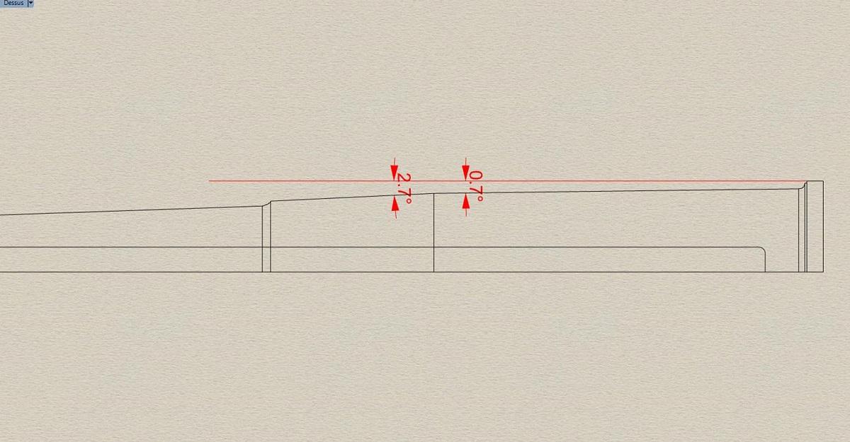 Etude et tracé d'un canon de fer selon Jean Maritz - Période 1733 à 1766 - Page 2 Bzf_pl10