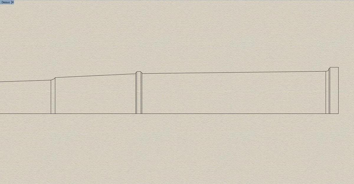 Etude et tracé d'un canon de fer selon Jean Maritz - Période 1733 à 1766 - Page 2 Cd_cei11