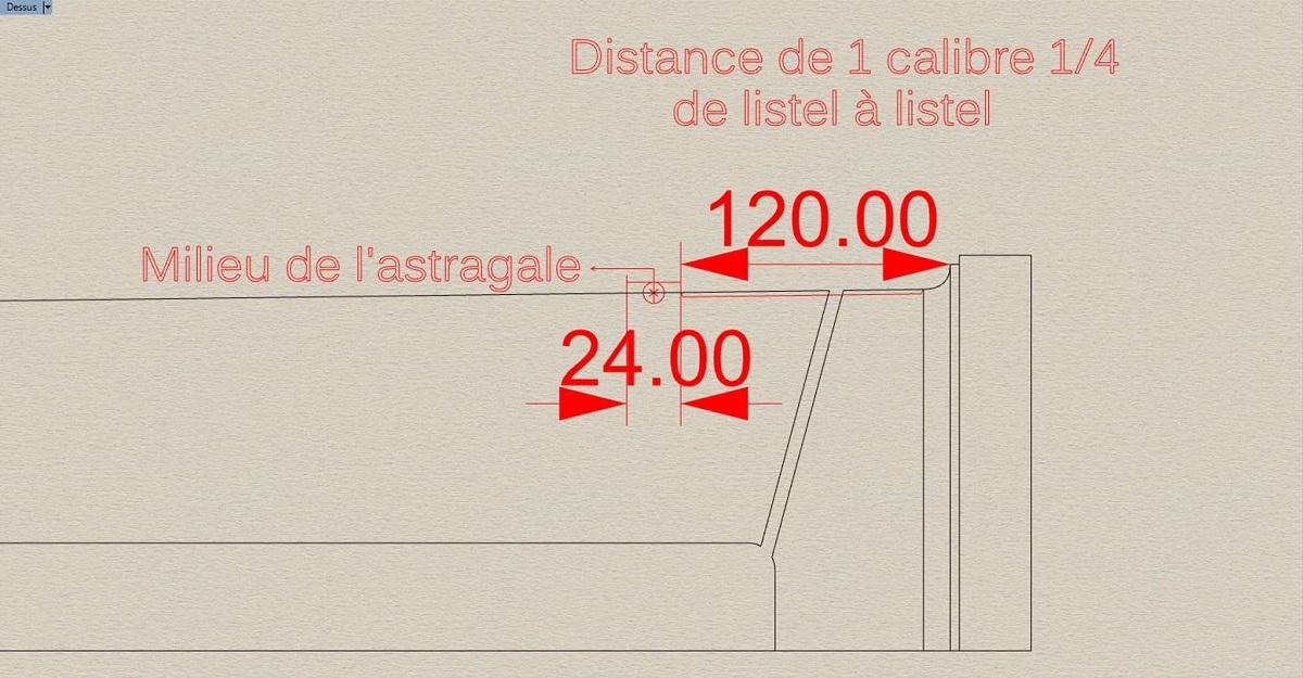 Etude et tracé d'un canon de fer selon Jean Maritz - Période 1733 à 1766 - Page 2 Cu_ast10