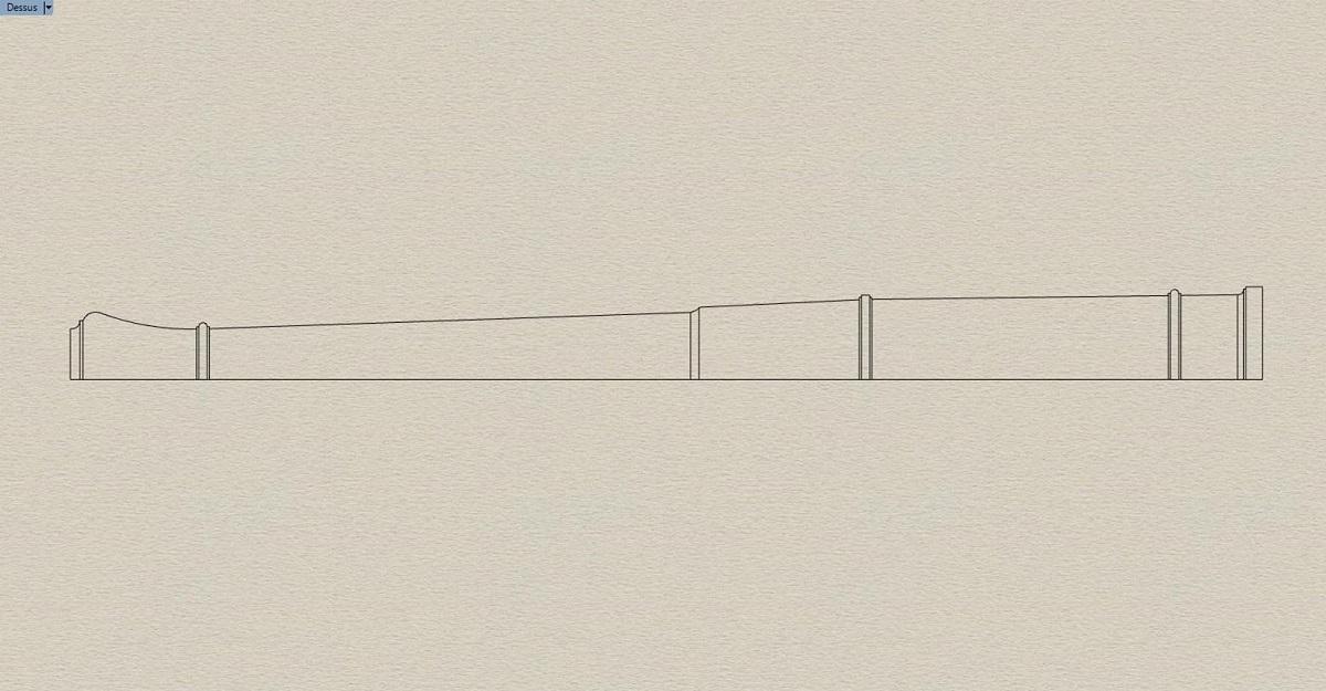 Etude et tracé d'un canon de fer selon Jean Maritz - Période 1733 à 1766 - Page 2 Cy_ast10