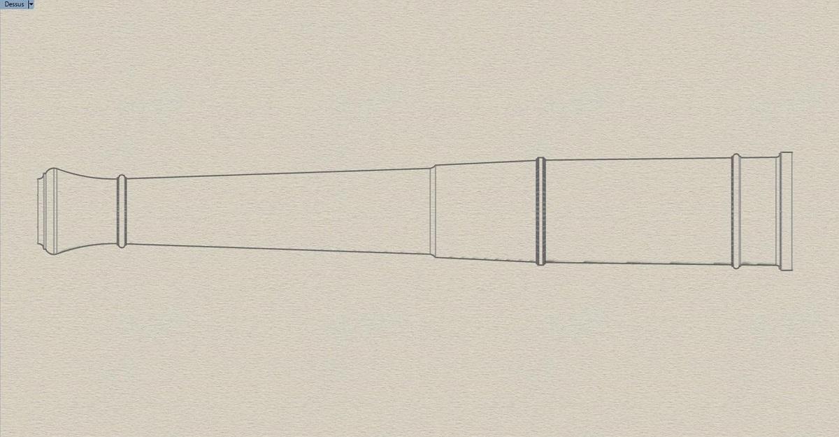 Etude et tracé d'un canon de fer selon Jean Maritz - Période 1733 à 1766 - Page 2 Cz_ast10
