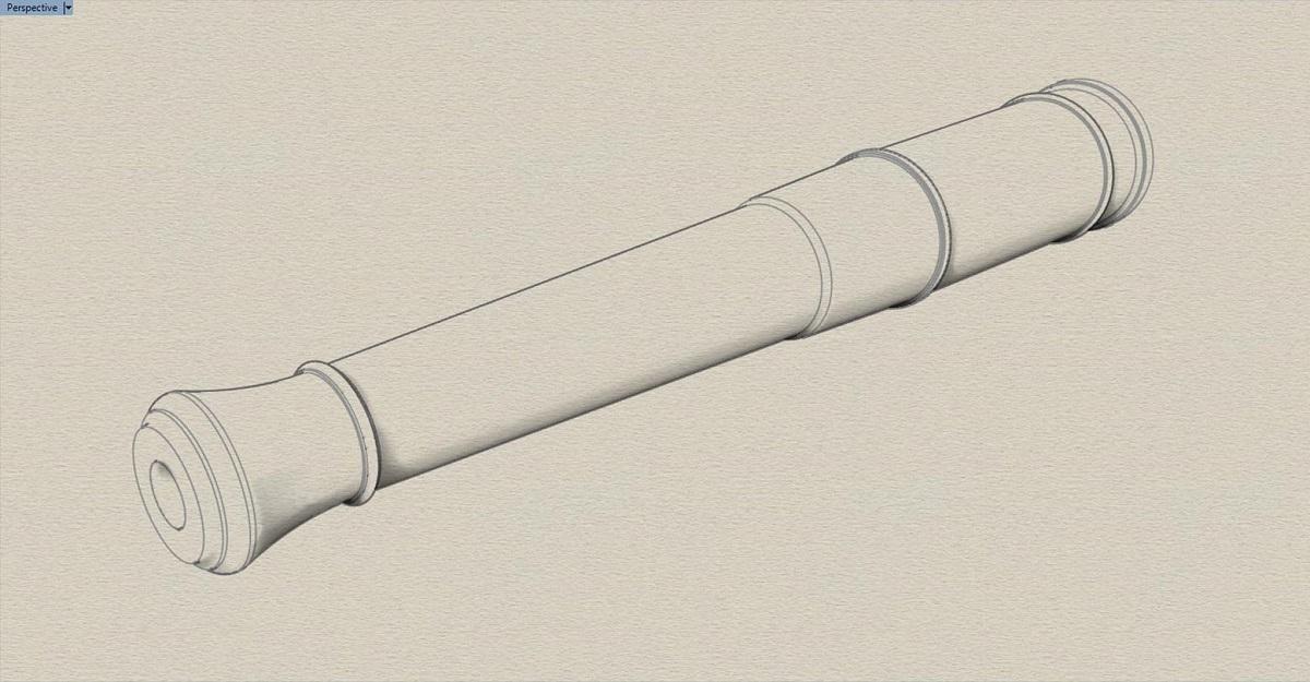 Etude et tracé d'un canon de fer selon Jean Maritz - Période 1733 à 1766 - Page 2 Da_ast10