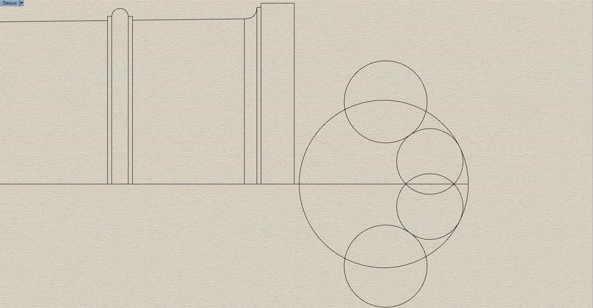 Etude et tracé d'un canon de fer selon Jean Maritz - Période 1733 à 1766 - Page 2 Dn_bou11