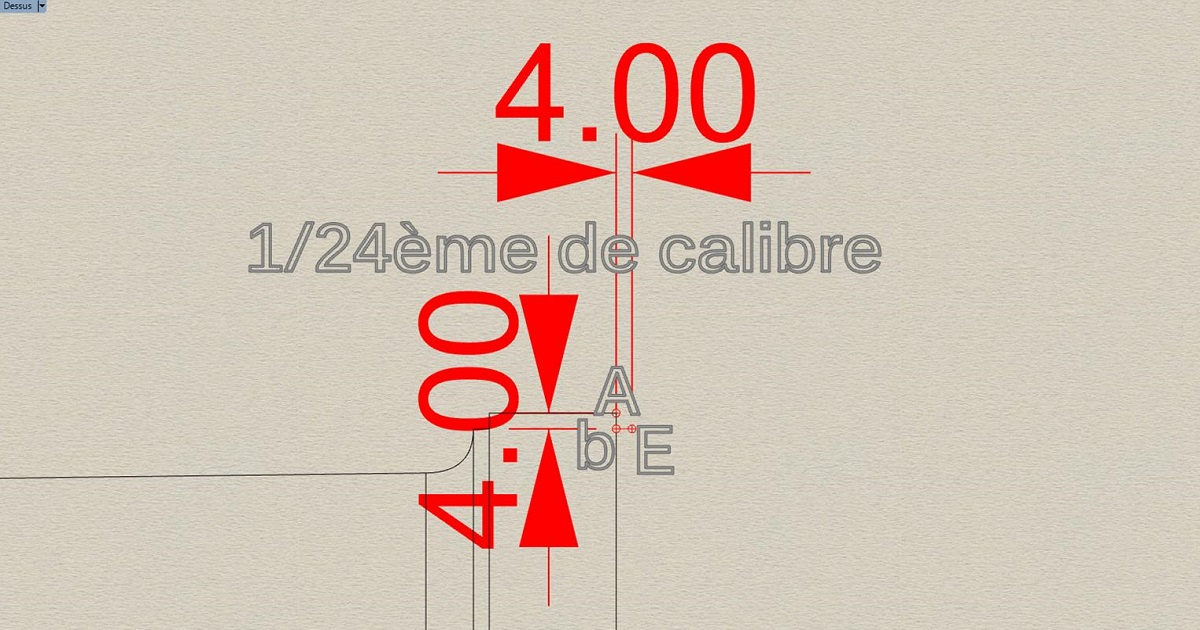 Etude et tracé d'un canon de fer selon Jean Maritz - Période 1733 à 1766 - Page 3 Dy_cul10