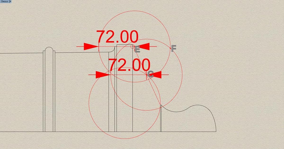 Etude et tracé d'un canon de fer selon Jean Maritz - Période 1733 à 1766 - Page 3 Ed_cul10
