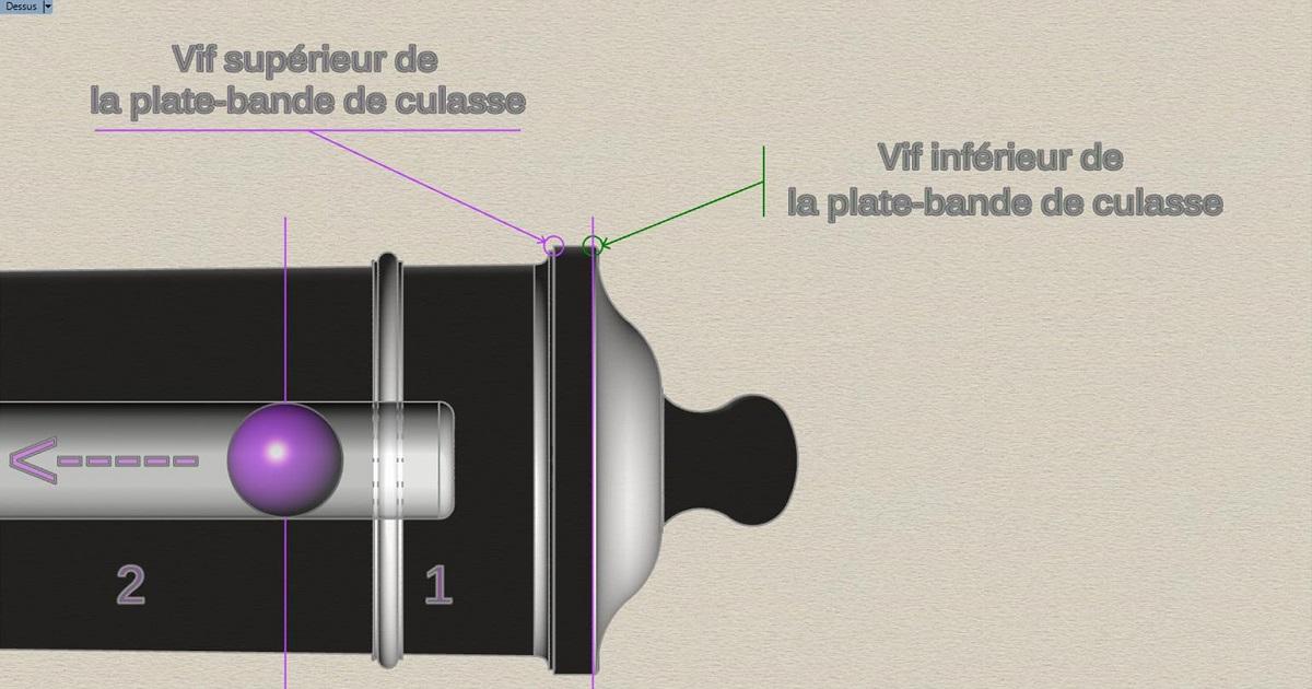 Etude et tracé d'un canon de fer selon Jean Maritz - Période 1733 à 1766 - Page 3 Ey_his10