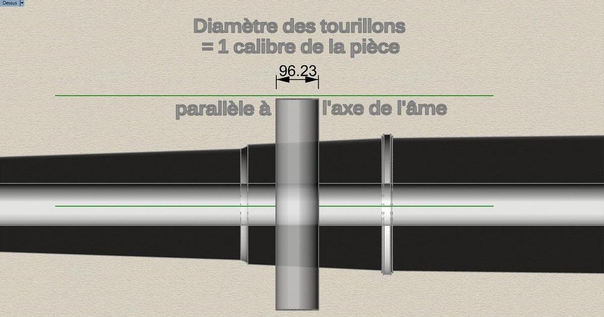 Etude et tracé d'un canon de fer selon Jean Maritz - Période 1733 à 1766 - Page 3 Fl_tou10