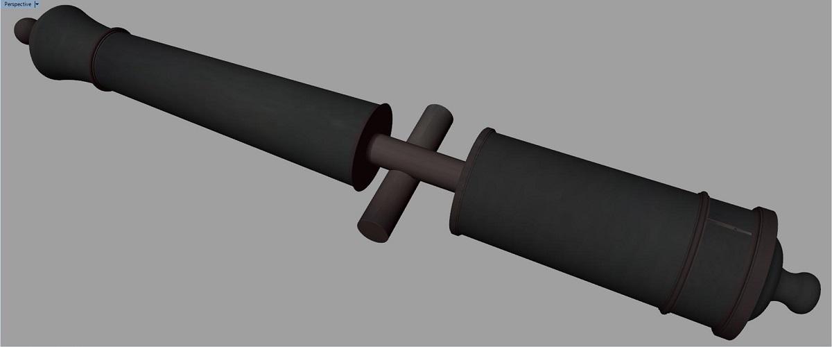 Canon de fer - Calibre 6 - Période 1733 à 1766 Gx_syn10