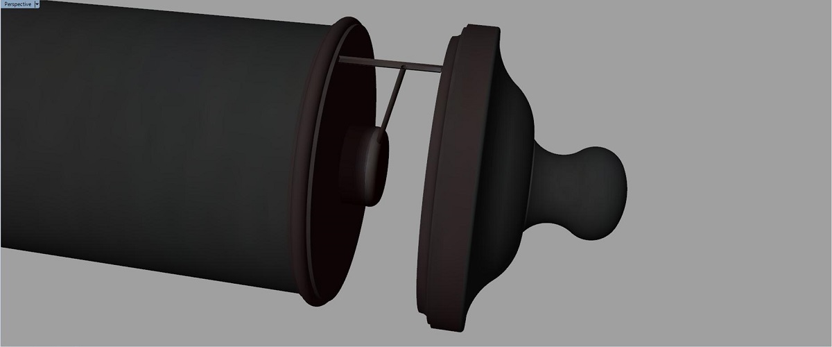 Canon de fer - Calibre 6 - Période 1733 à 1766 Gy_syn10