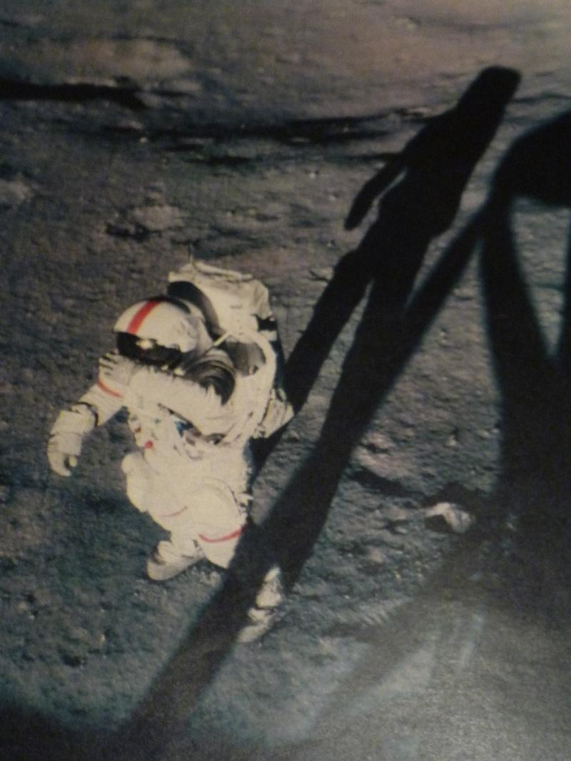 La conquête de l'espace et de la Lune... 112