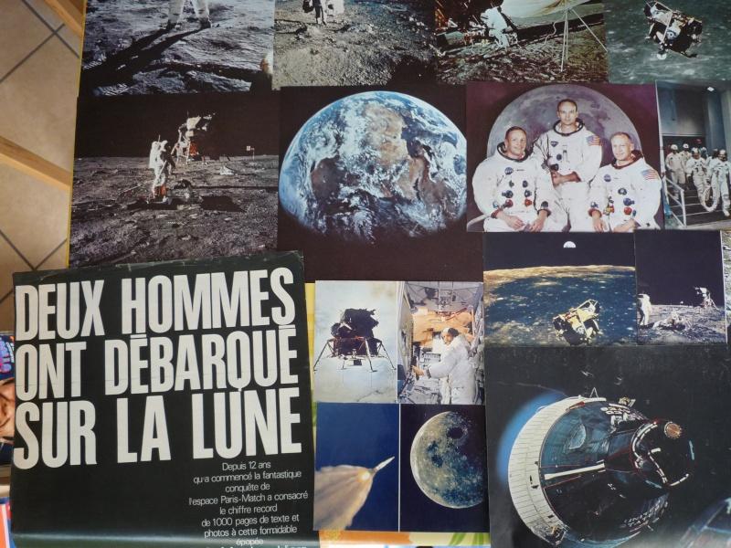 La conquête de l'espace et de la Lune... A_110