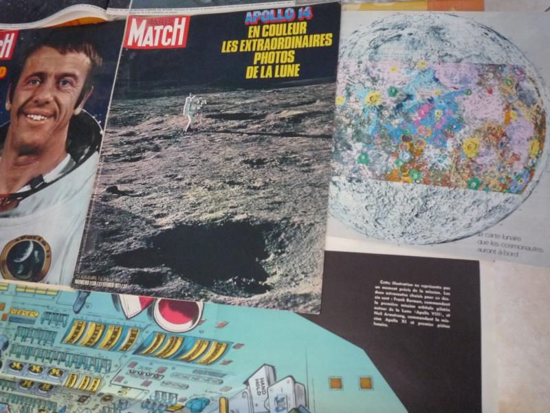 La conquête de l'espace et de la Lune... A_710