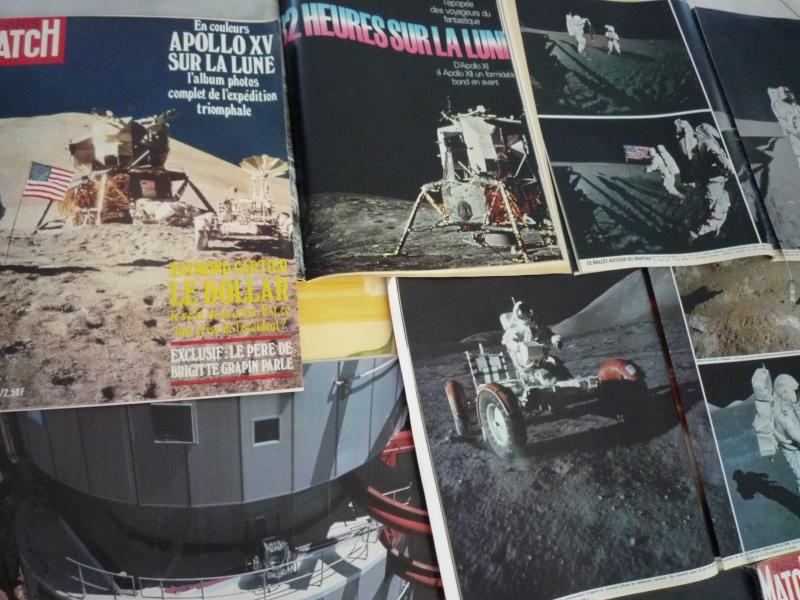 La conquête de l'espace et de la Lune... A_910