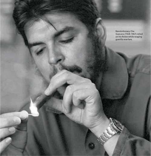 Castro avec 2 Rolex Chegmt10
