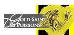 ■ Saint ■|Gold Cloth des Poissons|