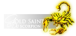 ■ Saint ■|Gold Cloth du Scorpion|