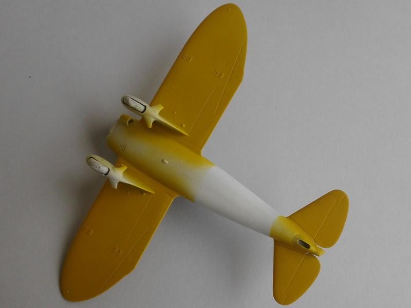 P-26 Peashooter Academy (et Starfighter decals) Mon0610