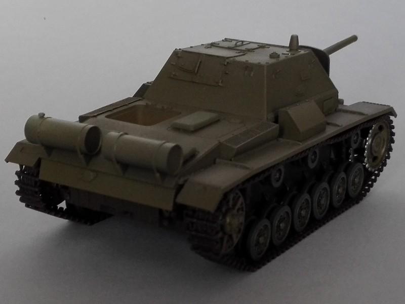 Su76I (Tamiya 1/48 et conversion Hauler) Mon1211