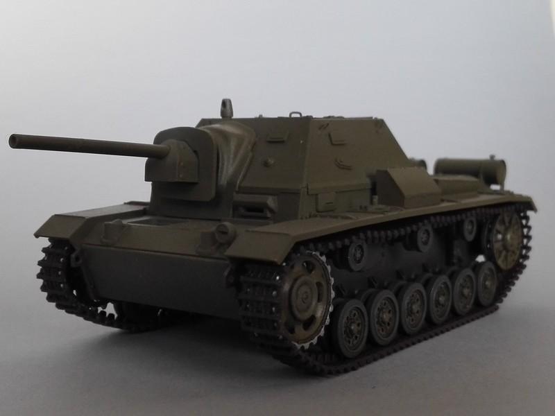 Su76I (Tamiya 1/48 et conversion Hauler) Mon1411