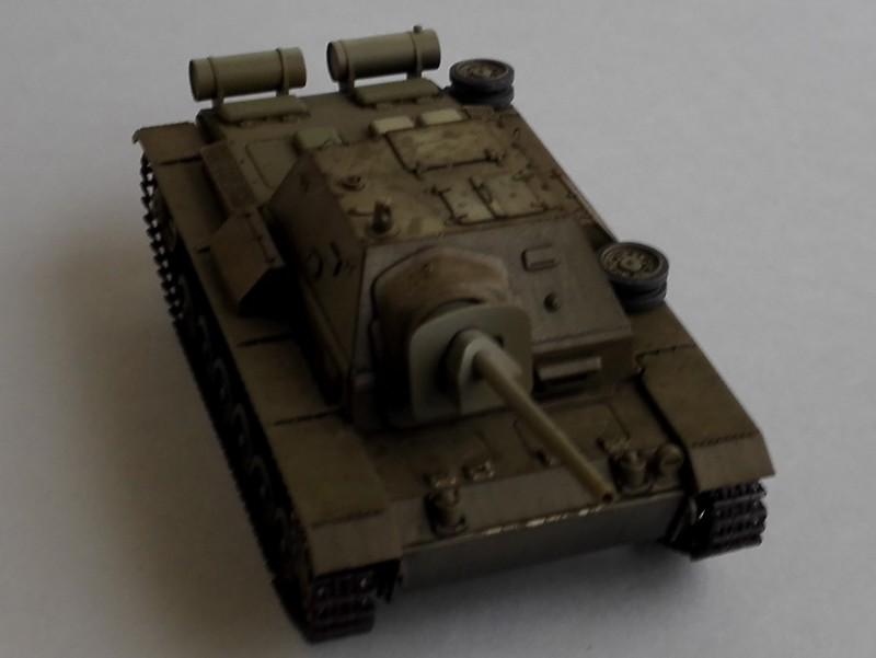 Su76I (Tamiya 1/48 et conversion Hauler) Mon1611