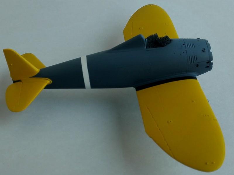 P-26 Peashooter Academy (et Starfighter decals) Mon1810