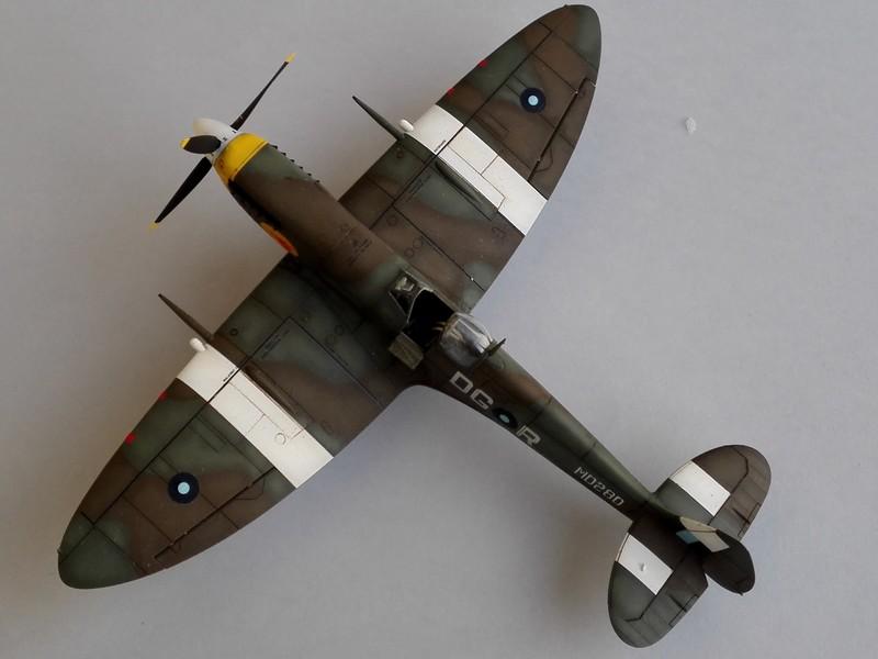 Spitfire Mk VIII Eduard au 1/48 - Page 2 Mon5310