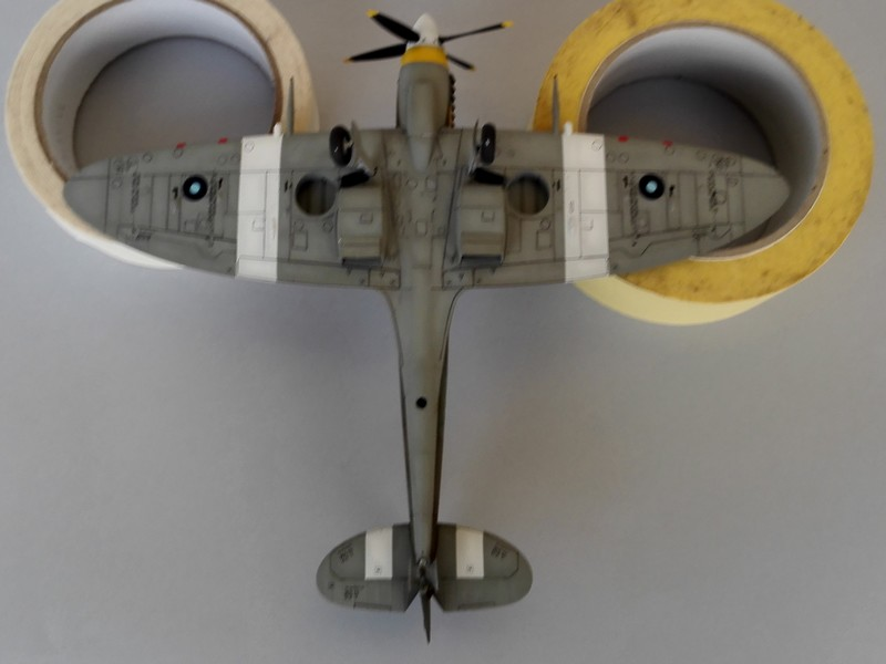 Spitfire Mk VIII Eduard au 1/48 - Page 2 Mon5410