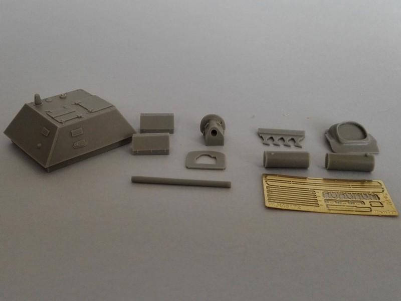 Su76I (Tamiya 1/48 et conversion Hauler) Rev0410