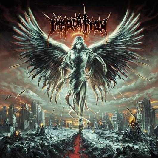 IMMOLATION Atonement (2017) Death Metal USA 55945-10