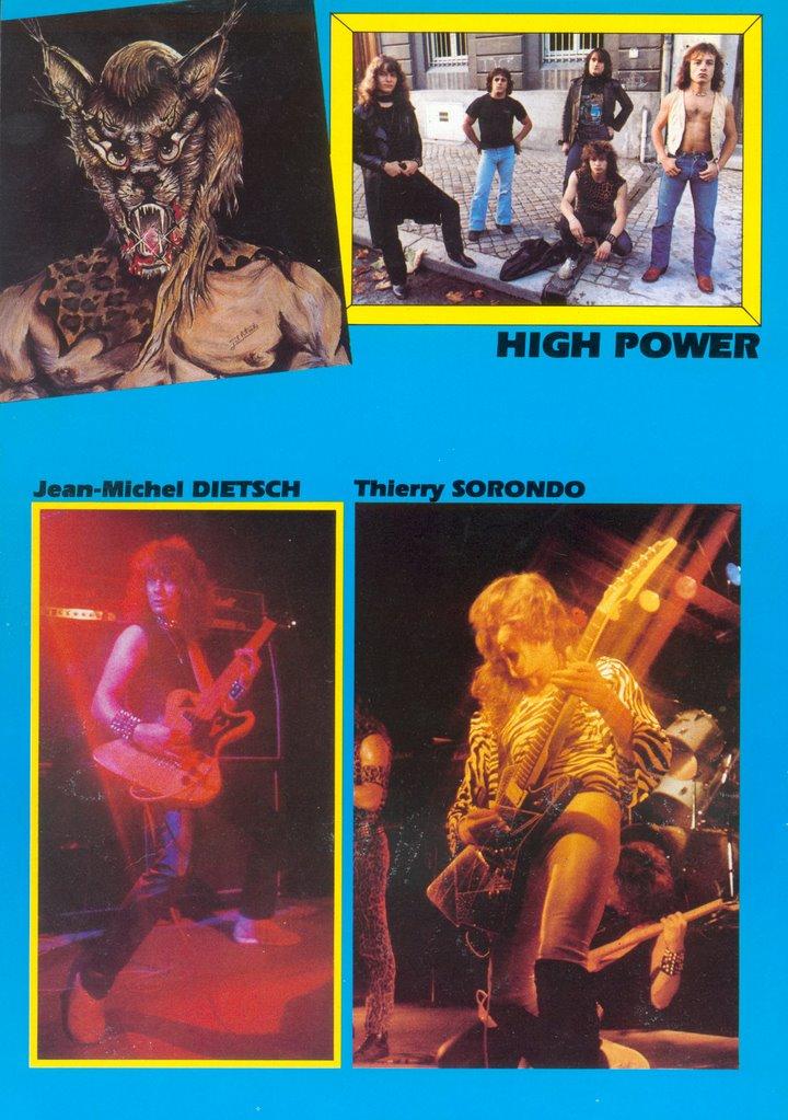 HIGH POWER article ancien ... (Enfer Mag Octobre 1983) High_p11