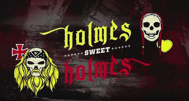CHRIS HOLMES (EX-WASP) fait sa propre télé-réalité ... Holmes10