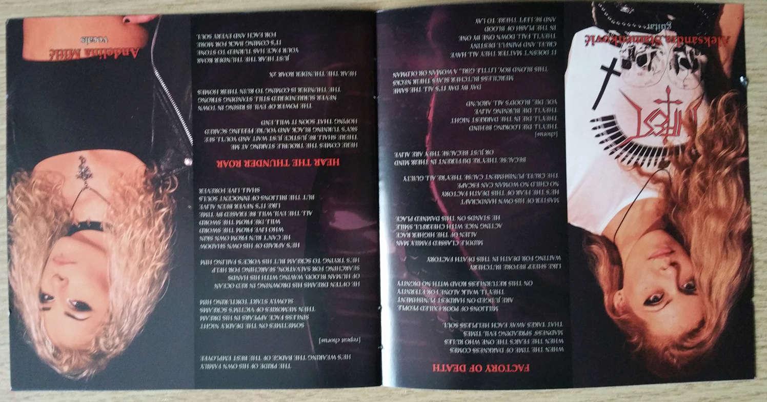Quels sont vos derniers Achats Metal ? - Page 20 Jenner12