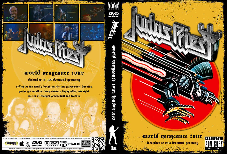 JUDAS PRIEST Live in Dortmund le 18 décembre 1983 DVD Judasp10