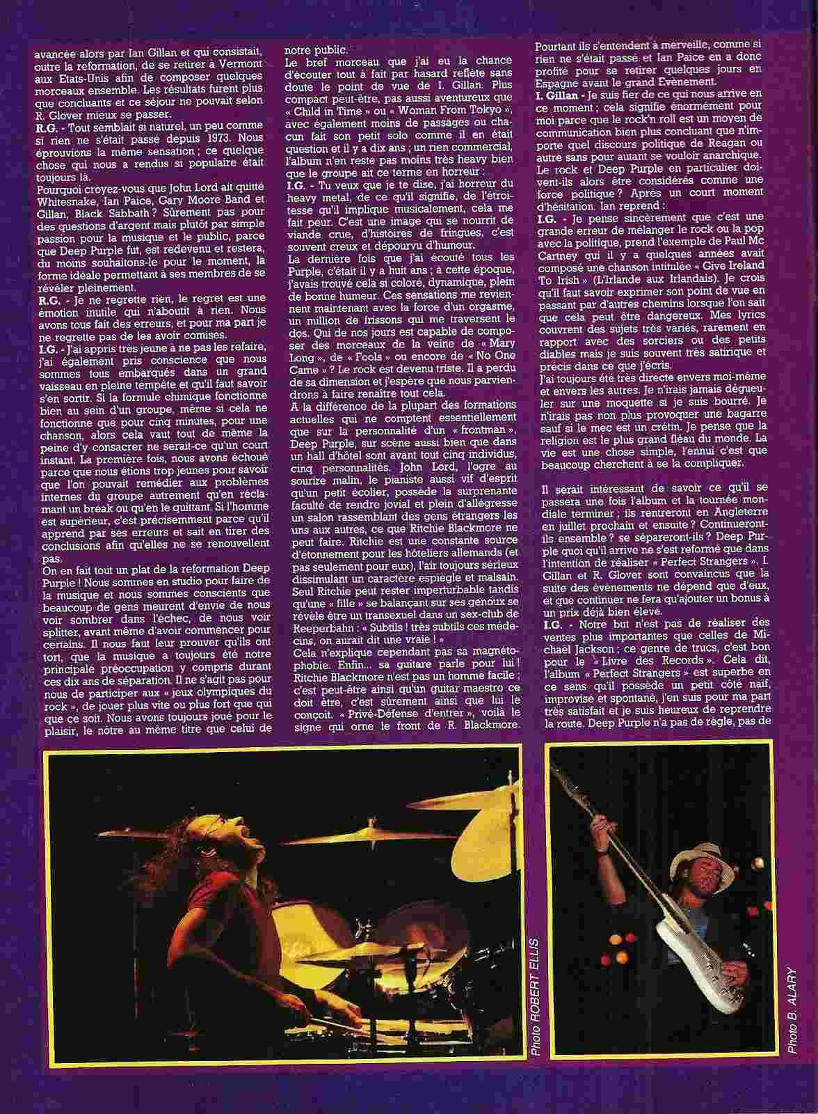 DEEP PURPLE : le dinosaure ressucité ! (Metal Attack Octobre 1984) Numyri26